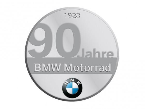 Les éditions spéciales « 90 Jahre BMW Motorrad » - large #1