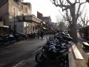 Balade moto dans les calanques le 07 avril 2013 - thumbnail #6