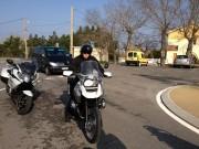 Balade moto dans les calanques le 07 avril 2013 - thumbnail #40