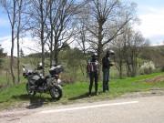 Balade moto en Cévennes le 05 mai 2013 - thumbnail #136