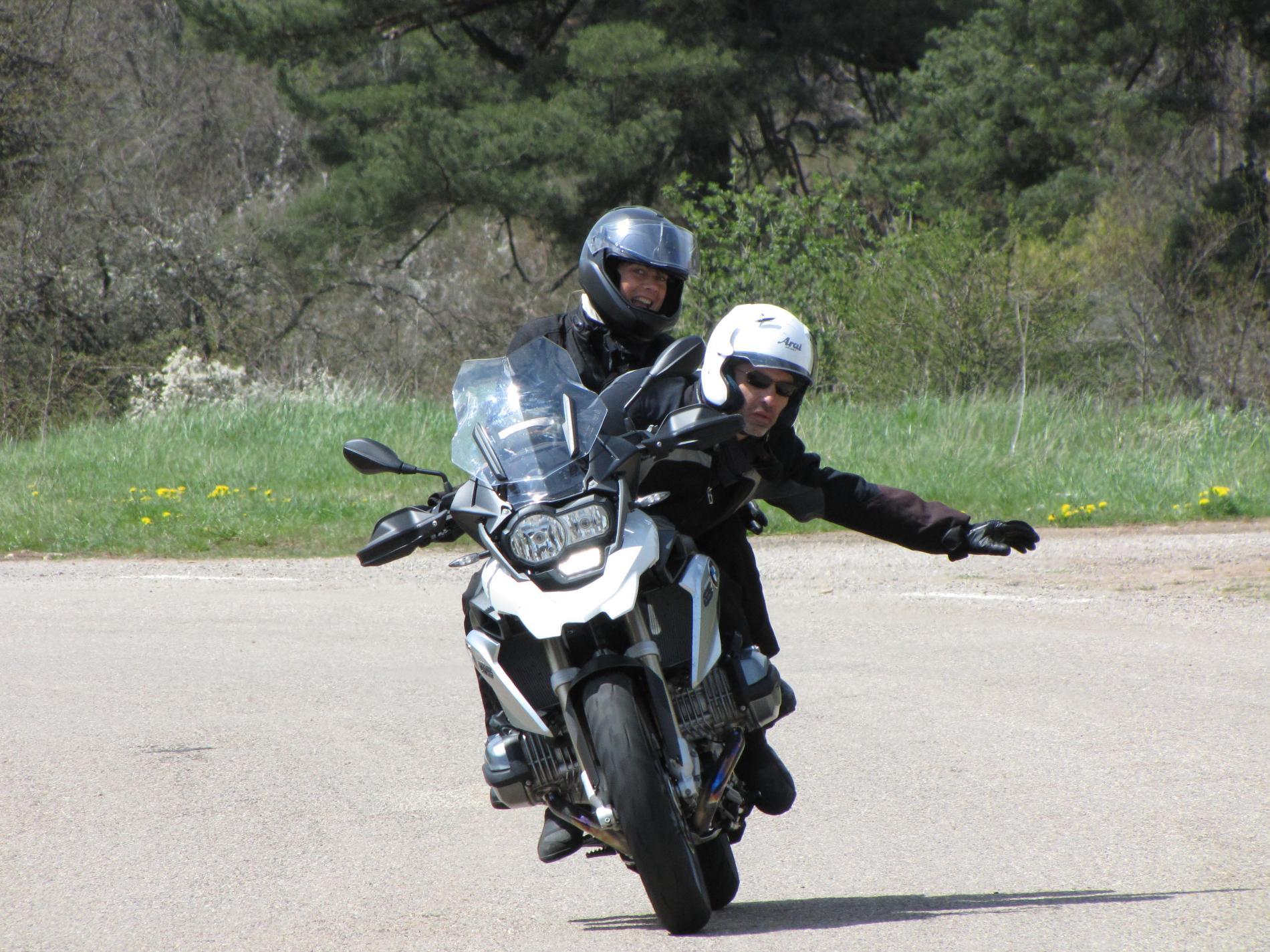 Balade moto en Cévennes le 05 mai 2013 - medium
