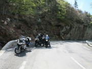 Balade moto en Cévennes le 05 mai 2013 - thumbnail #76