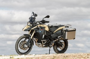 Nouvelle BMW F800GS Adventure - medium