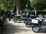 Balade moto dans la Drôme le 22 septembre 2013 - thumbnail #109