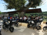 Balade moto dans la Drôme le 22 septembre 2013 - thumbnail #117