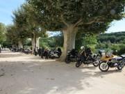 Balade moto dans la Drôme le 22 septembre 2013 - thumbnail #95