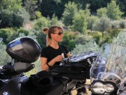 Balade moto dans la Drôme le 22 septembre 2013 - thumbnail #98