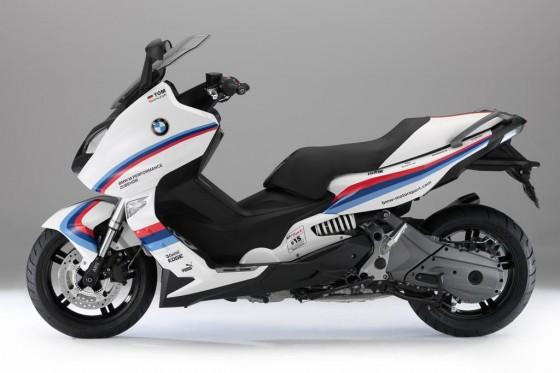 BMW C600 MOTORSPORT - large #1