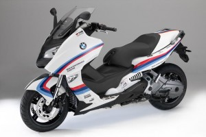 BMW C600 MOTORSPORT - medium
