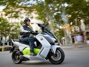 Scooter électrique : BMW C evolution - thumbnail #11