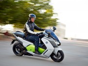 Scooter électrique : BMW C evolution - thumbnail #12
