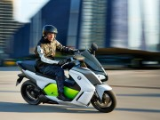 Scooter électrique : BMW C evolution - thumbnail #13