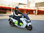 Scooter électrique : BMW C evolution - thumbnail #14