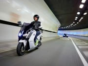 Scooter électrique : BMW C evolution - thumbnail #16