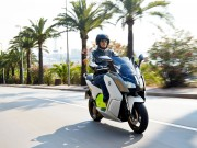 Scooter électrique : BMW C evolution - thumbnail #17