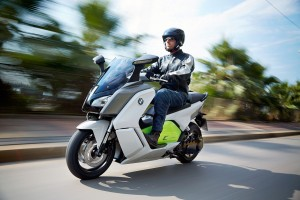 Scooter électrique : BMW C evolution - medium