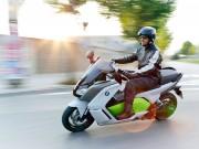 Scooter électrique : BMW C evolution - thumbnail #25