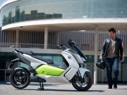 Scooter électrique : BMW C evolution - thumbnail #44