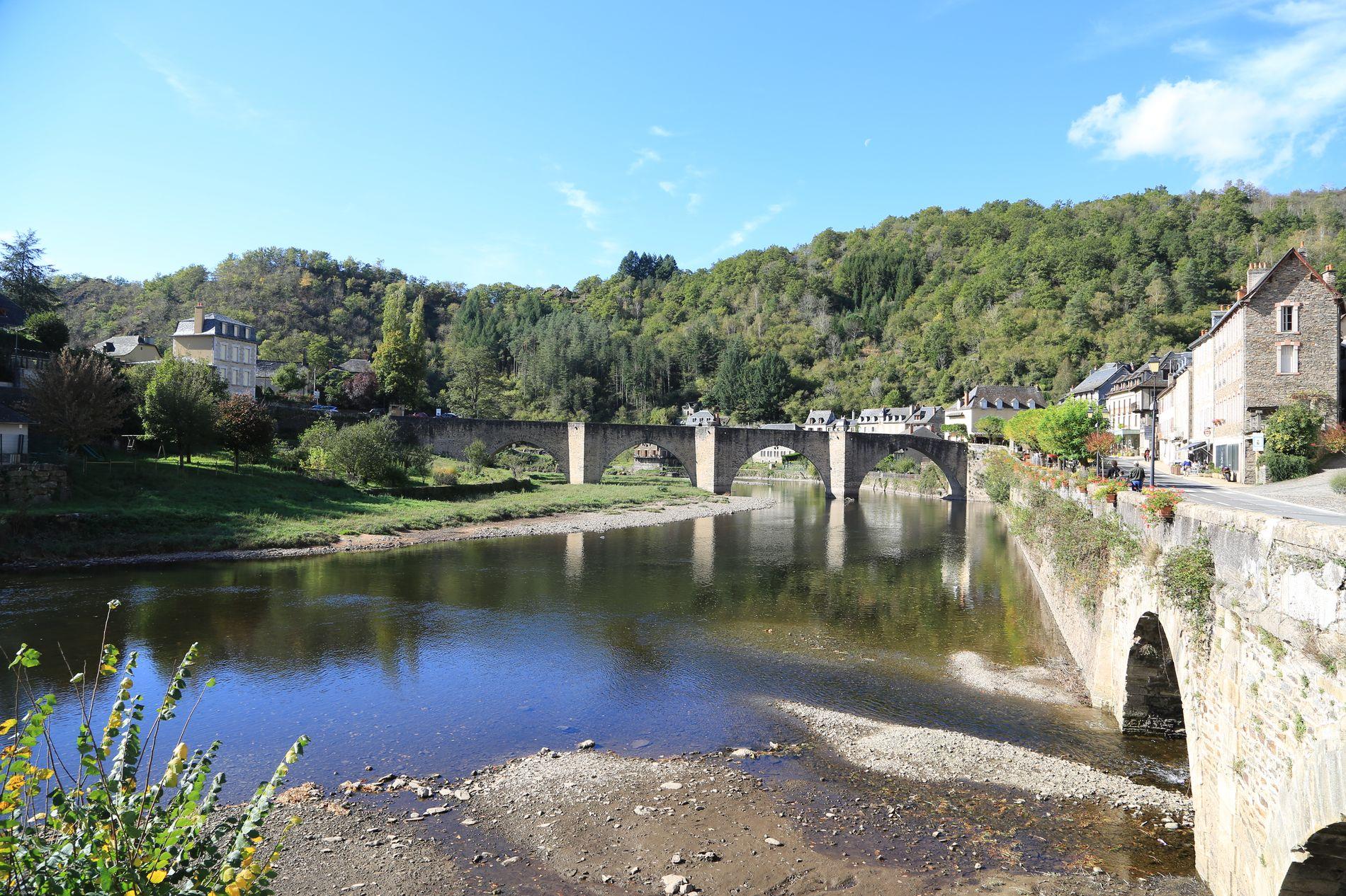 Balade moto dans le Cantal le 27 octobre 2013 - medium