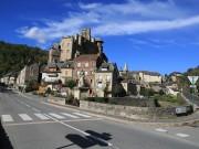 Balade moto dans le Cantal le 27 octobre 2013 - thumbnail #17