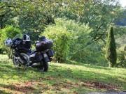 Balade moto dans le Cantal le 27 octobre 2013 - thumbnail #43