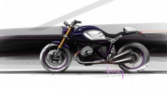 BMW R nineT - large #1