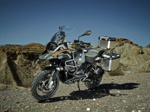 Nouvelle BMW R1200GS ADVENTURE - medium