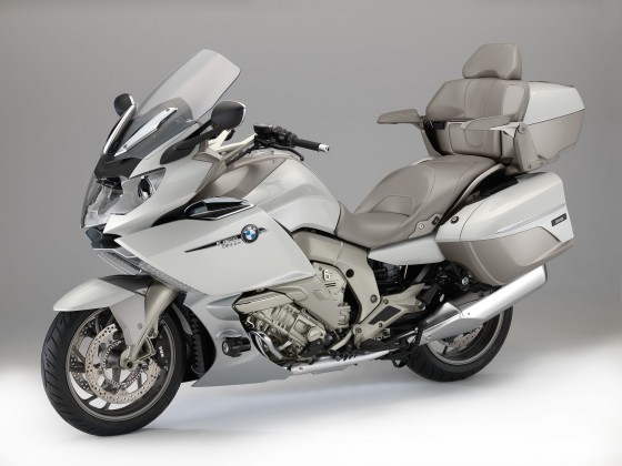 BMW K1600GTL Exclusive - large #1