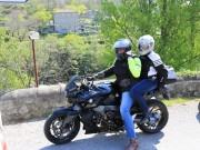 Balade moto Cévenole le 13 avril 2014 - thumbnail #145