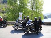 Balade moto Cévenole le 13 avril 2014 - thumbnail #146