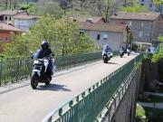 Balade moto Cévenole le 13 avril 2014 - thumbnail #150