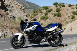 Nouvelle BMW F800R - medium