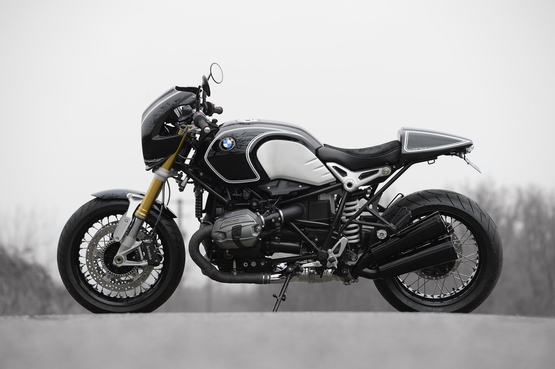 bmw r ninet caf racer moto bmw. Black Bedroom Furniture Sets. Home Design Ideas