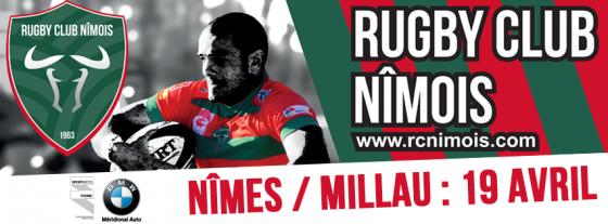 Journée au Rugby Club Nîmois - large #1
