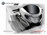 BMW Motorrad » Concept 101 « - thumbnail #31