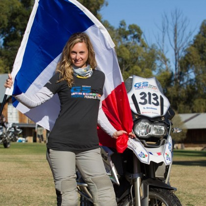 BMW Motorrad International GS Trophy Female Team Qualifyer - large #1