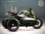 BMW R nineT «L'Echappée Belle» - thumbnail #1