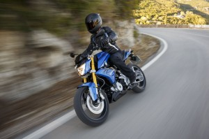 Nouvelle BMW G 310 R - medium
