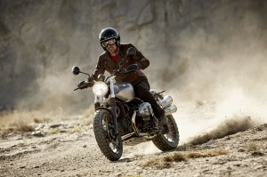BMW R nineT Scrambler - medium