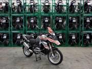 BMW Motorrad International GS Trophy 2016 - thumbnail #3