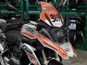 BMW Motorrad International GS Trophy 2016 - thumbnail #5
