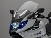 Prototype BMW K1600GTL avec phare laser - thumbnail #7