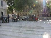 Balade moto dans le Lubéron le 05 juin - thumbnail #8