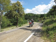Balade moto dans le Lubéron le 05 juin - thumbnail #13