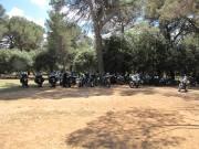 Balade moto dans le Lubéron le 05 juin - thumbnail #22