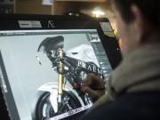 BMW S1000RR Custom Project - thumbnail #11