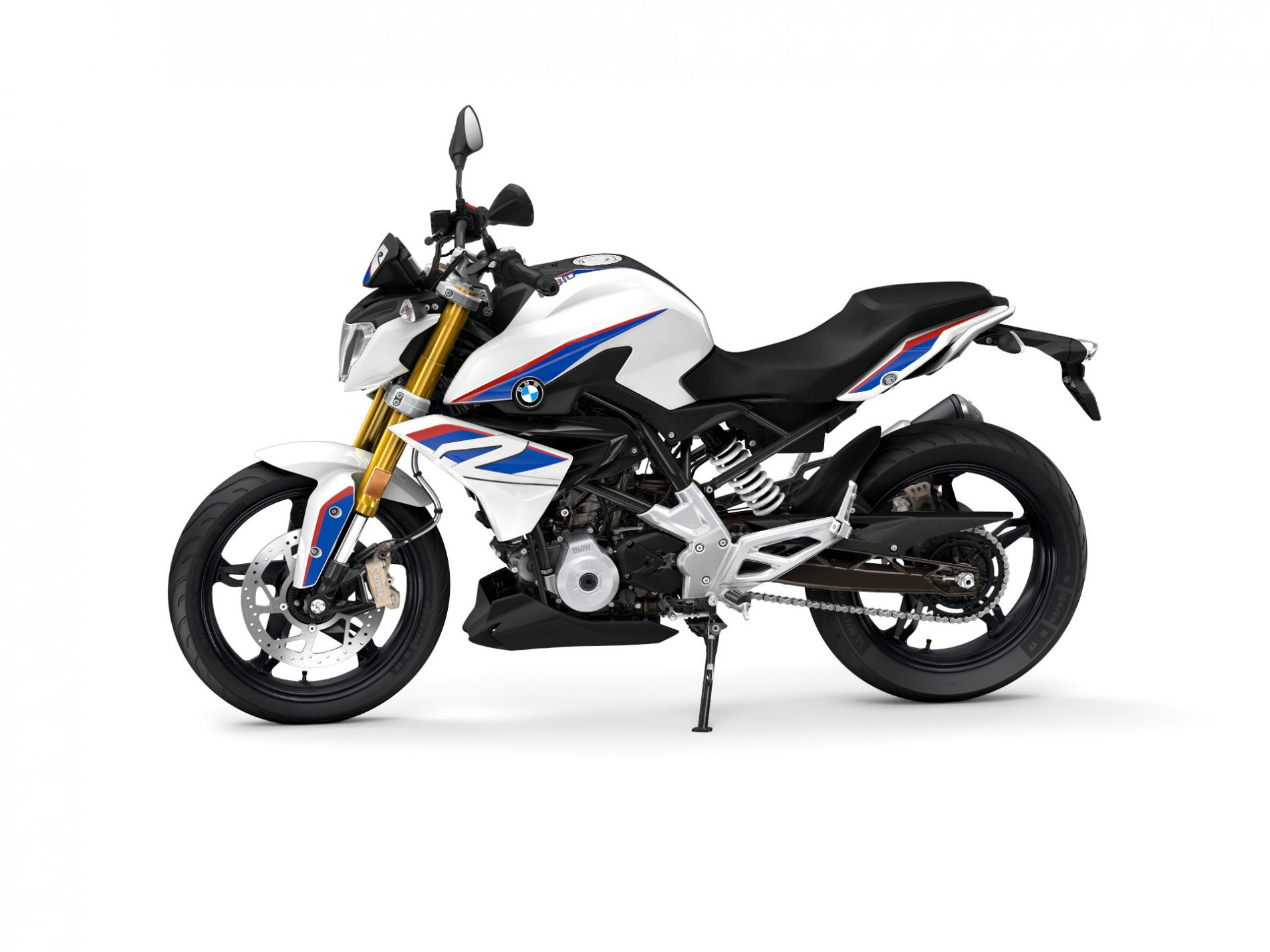 Nouvelle BMW G310R - medium