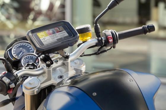 BMW Motorrad Smartphone Cradle - large #1