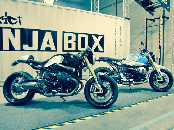 Préparations  BMW R nineT - large #1