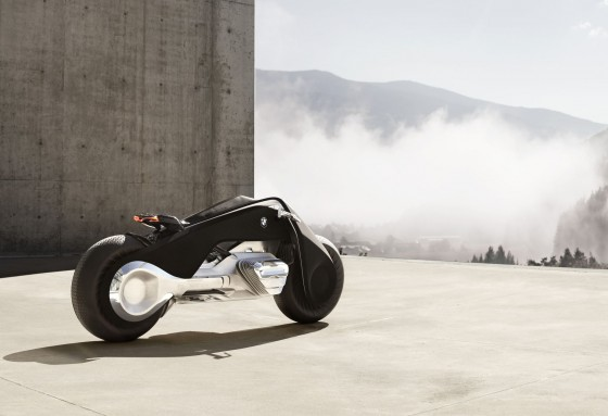 BMW Motorrad VISION NEXT 100 : The Great Escape - large #1